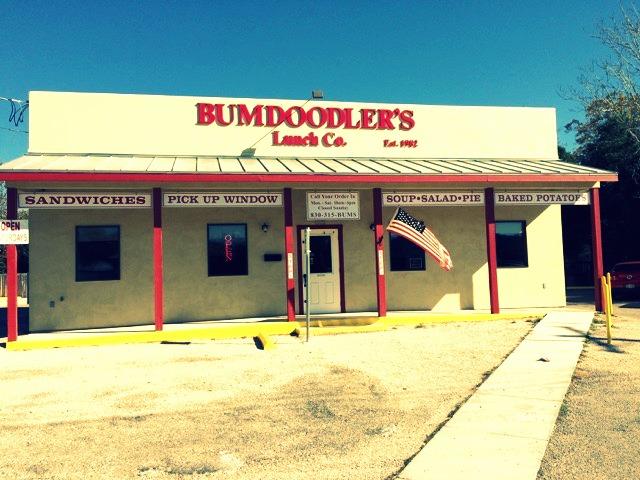 Bumdoodler's Sandwich Shop Kerrville Texas 5