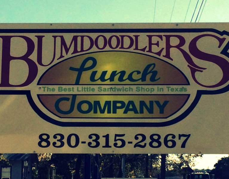 Bumdoodler's Sandwich Shop Kerrville Texas 6