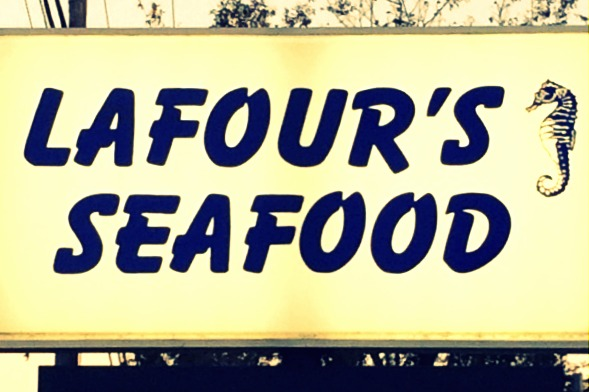 Lafour S Seafood Restaurant Menu